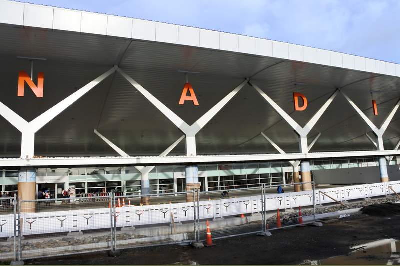 Fiji Nadi Airport is located in Viti Levu island, 10 km from Nadi city centre.